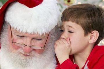 Mos Craciun soseste in Oraselul Copiilor pe 20 decembrie