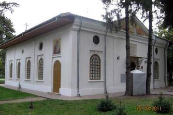 La Braila se afla singura biserica ortodoxa din Romania provenita dintr-o geamie