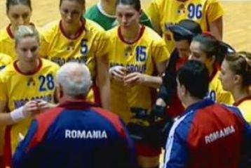 Romania-SCM Craiova 27-19 (13-11). Gabriela Perianu inca 4 reusite