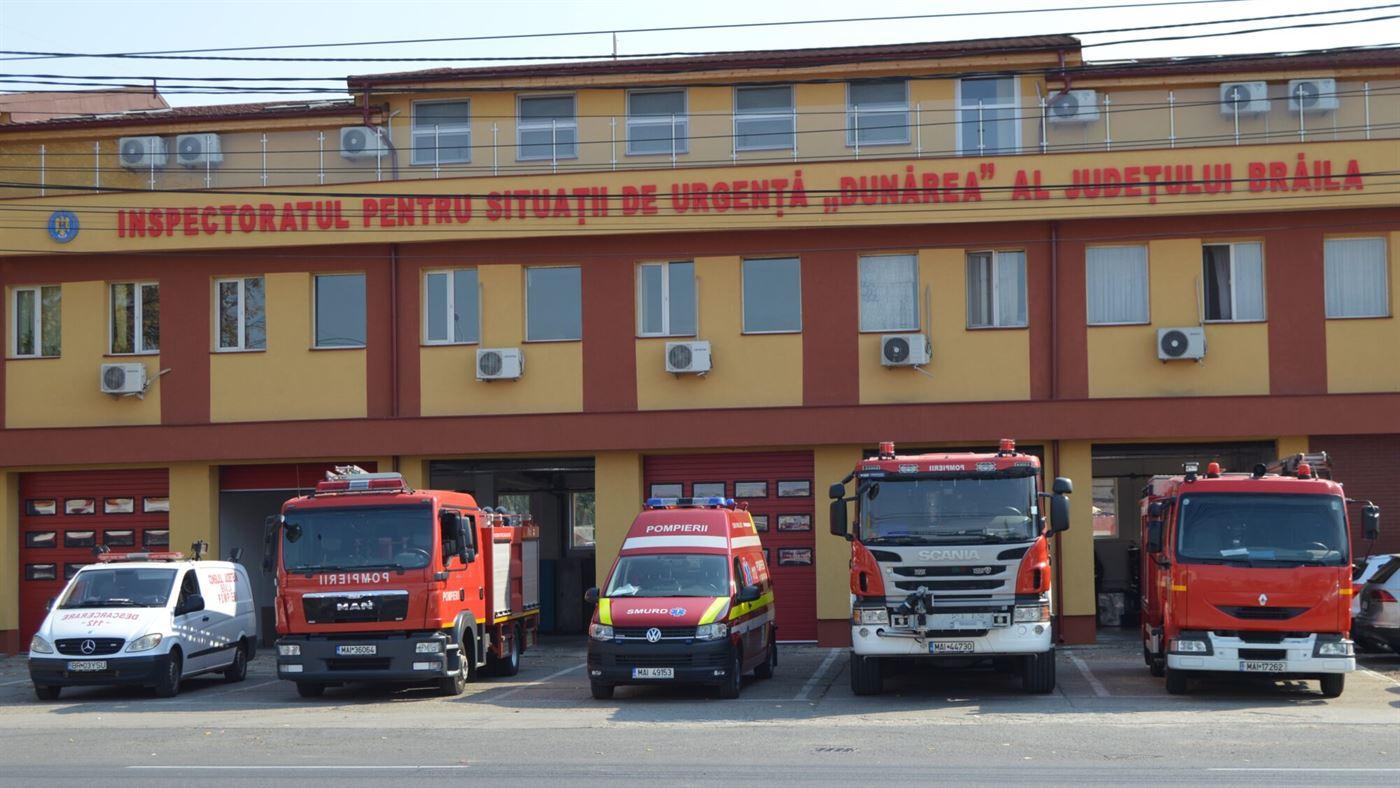 Admitere la Facultatea de pompieri