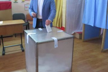 Prezența la vot în județul Brăila