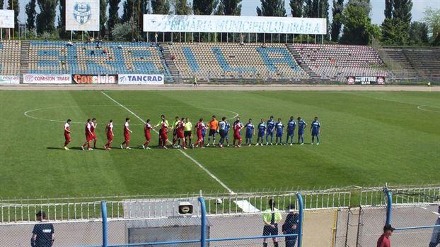 CF Braila - Gloria Buzau 2-1