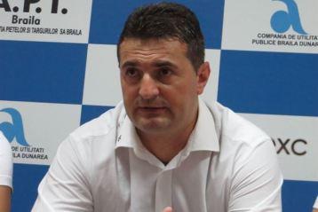 Declaratii Florentin Pera dupa ultimul meci al HC Dunarea Braila in acest an