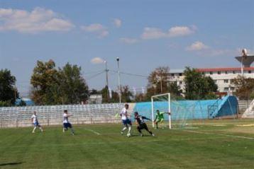 Dacia Unirea a pierdut cu 0-7 amicalul de la Focșani