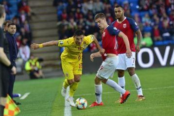 Meciul România - Norvegia a fost anulat
