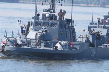 Spectacol naval de amploare la malurile Dunării