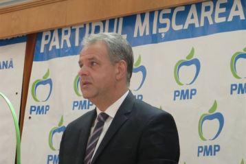 Viorel Botea (PMP): Doresc sa implementez programul Euro 500 Pentru Educatie