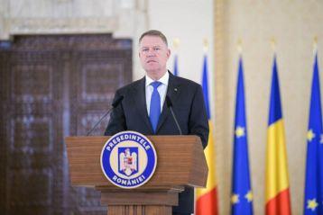 Președintele Iohannis este așteptat ca astăzi la ora 14 să anunțe emiterea decretului de prelungire a stării de urgență