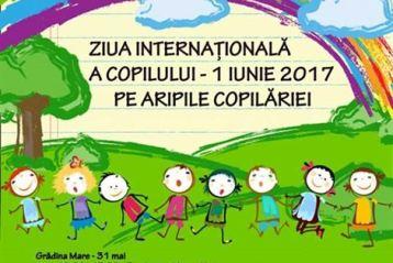 Programul activitatilor dedicate Zilei Copilului