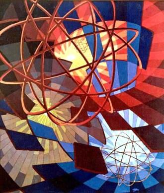 Universum / Mosaik Batik