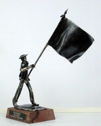 Geschmiedete Bronze Probst Art (2)