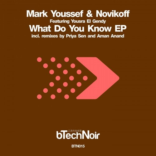 WHAT DO YOU KNOW FT. YOUSRA EL GENDY - MARK YOUSSEF & NOVIKOFF-COVER