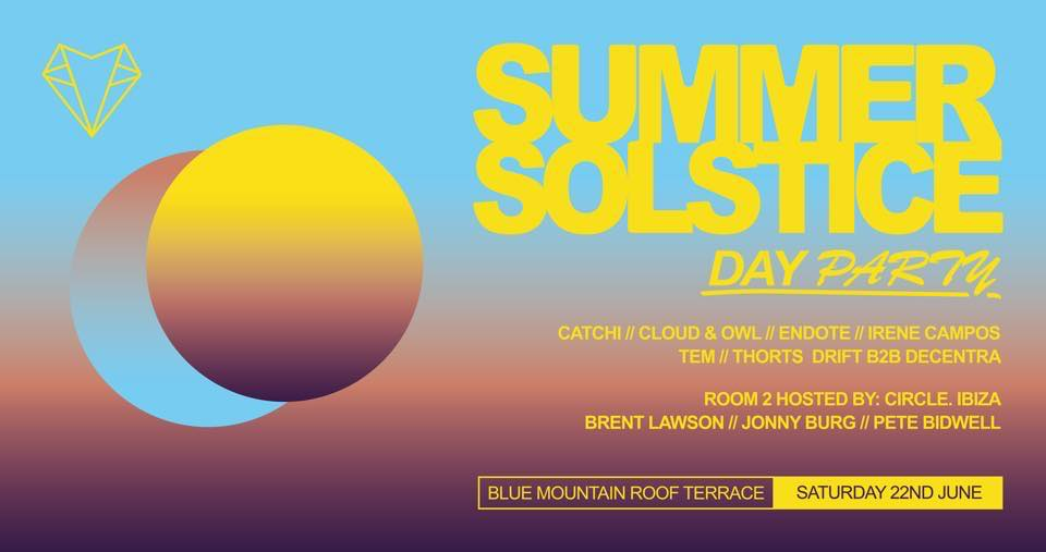 Summer Solstice Day Party 22-06-2019
