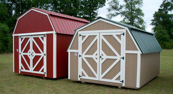 Garage Storage Shed