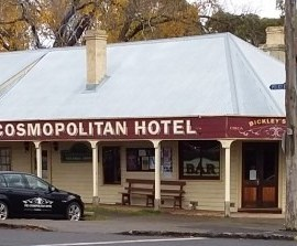 The Cosmopolitian Hotel - Trentham
