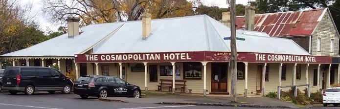 The Cosmopolitian Hotel - Trentham