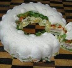Jelly Mould Sandwich