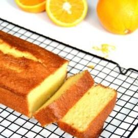 5 Minute Orange Cake