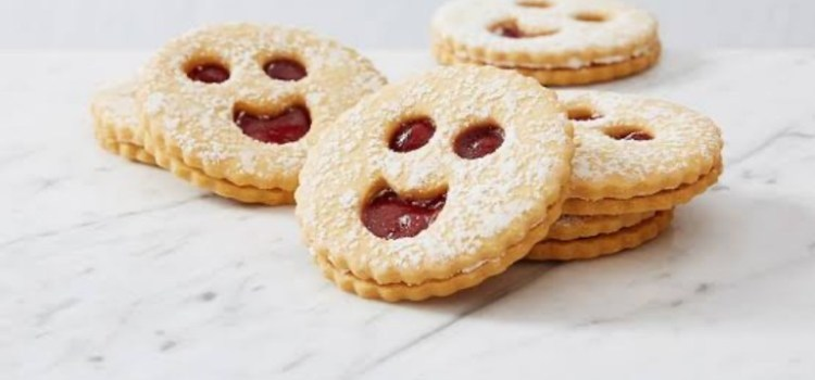 Small Batch Sugar Cookies (Monkey Faces)