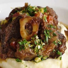 Osso Bucco and Mash