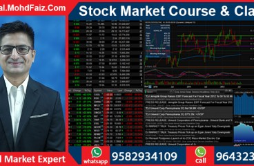 9643230728, 9582934109 | Online Stock market courses & classes in West Champaran – Best Share market training institute in West Champaran