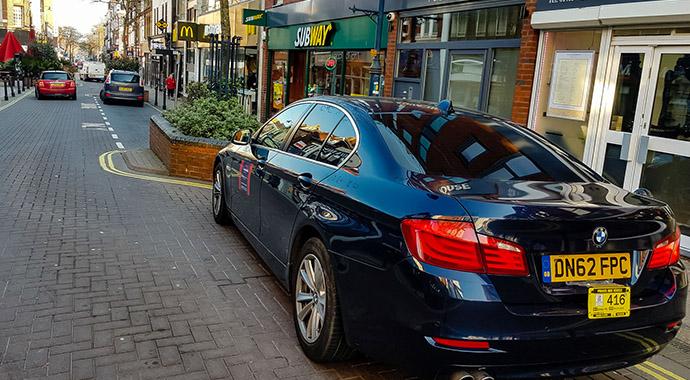 Local Journey - Pro Car Woking