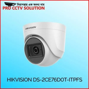 HIKVISION DS-2CE76D0T-ITPFS Price In Bangladesh