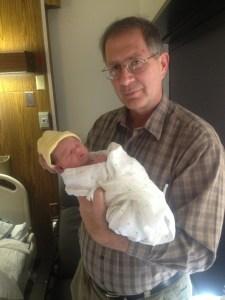 Keith & Grandson