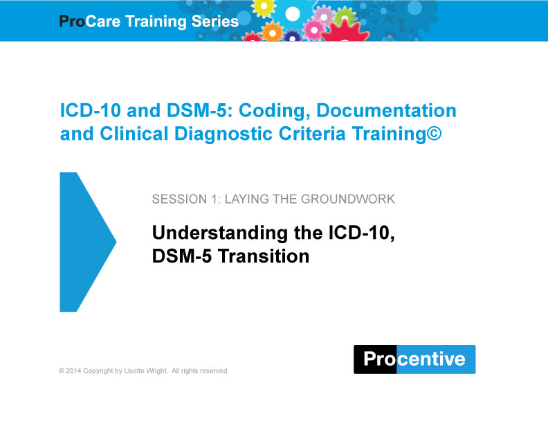 ICD-10 Session 1