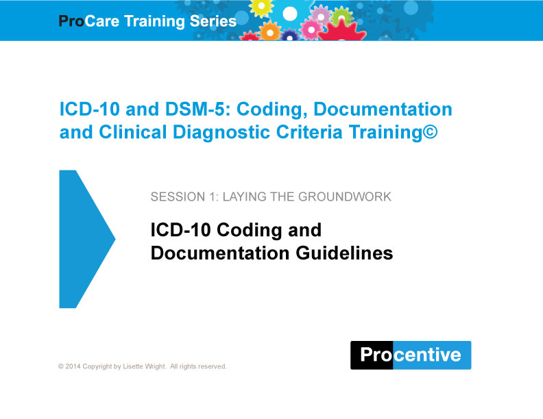 ICD-10 Session 3