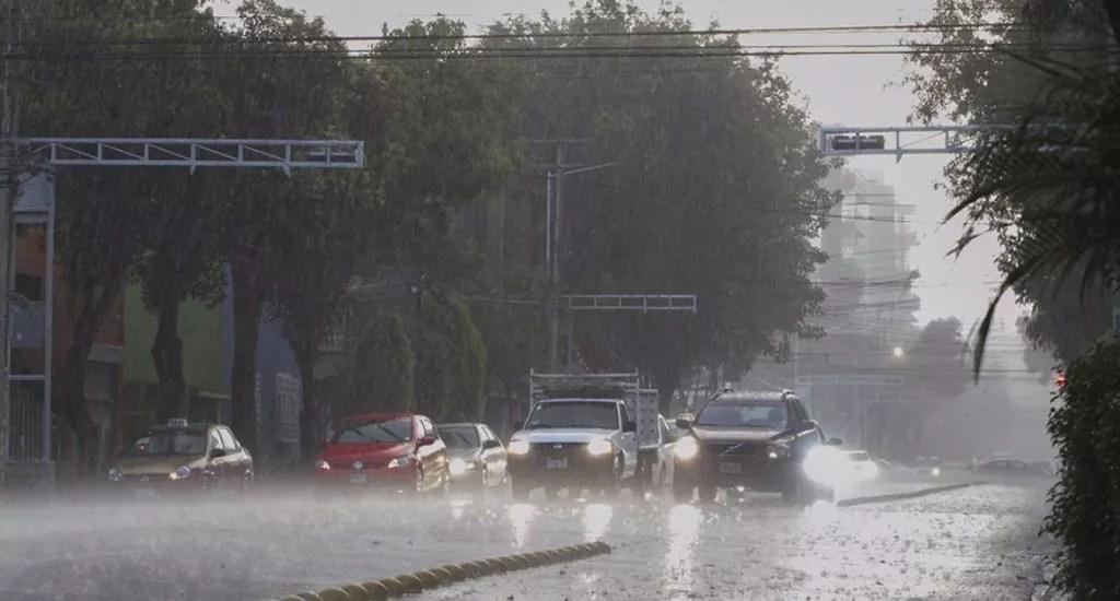 Vaguada provocará aguaceros para este viernes