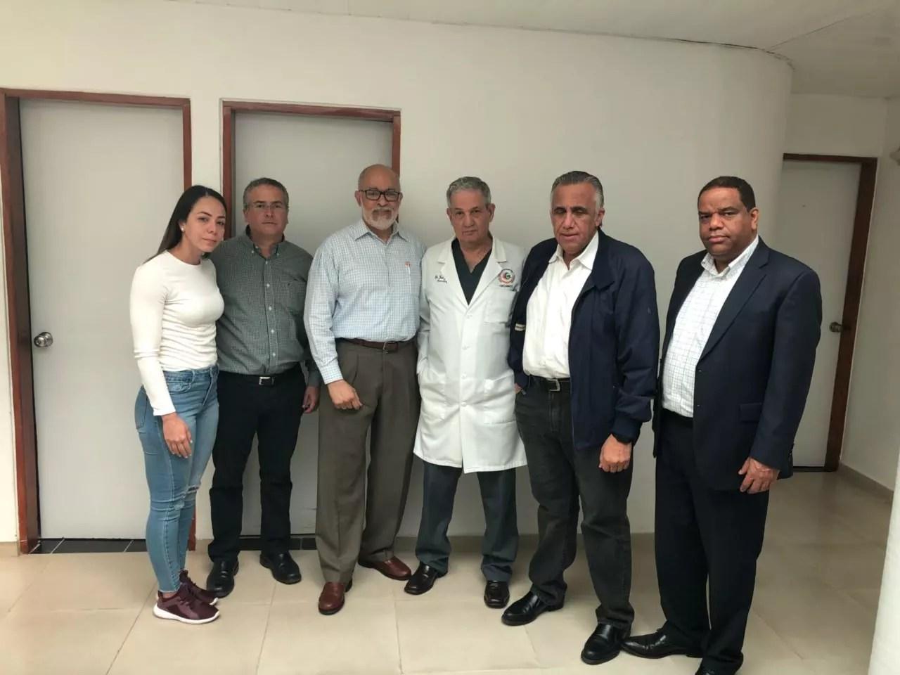 Henry Mejía, miembro titular de la JCE, sufre accidente cerebro-vascular