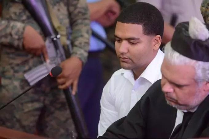 Ratifican tres meses prisión a Marlon Martínez por muerte de Emely Peguero