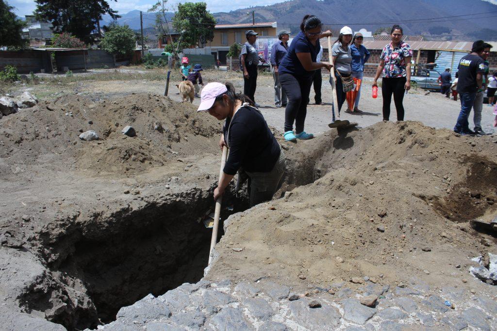 Crisis de Agua en San Pedro Las Huertas