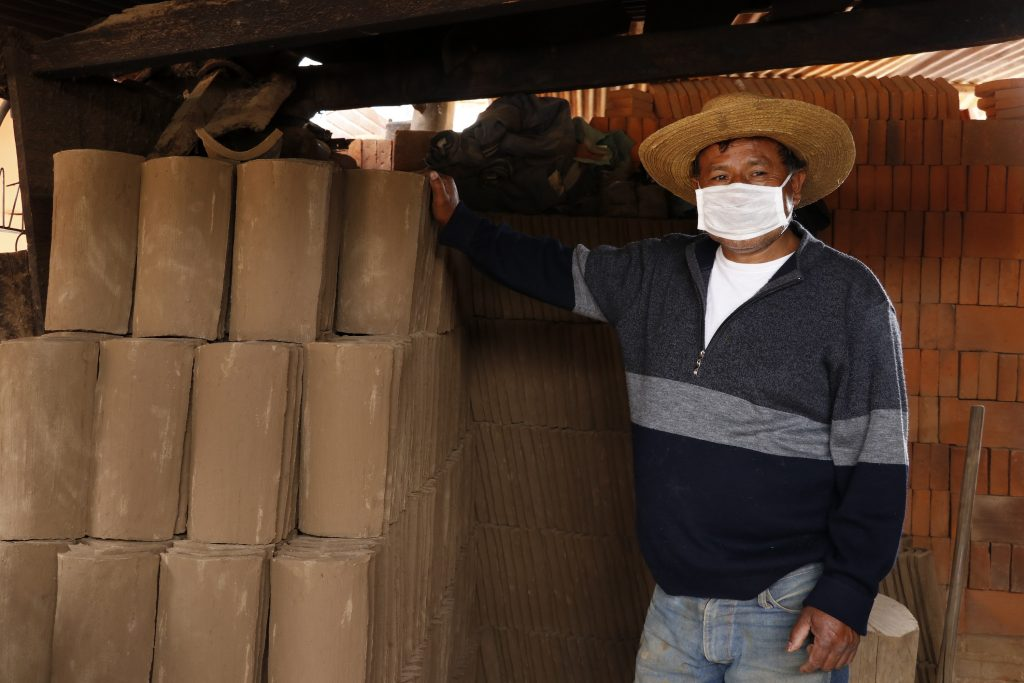 José Luis Morales, fabricante de El Tejar