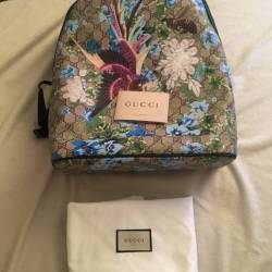 Gucci Gucci Floral Backpack Size One Size Bags   Luggage For Sale 1fb79e7c44