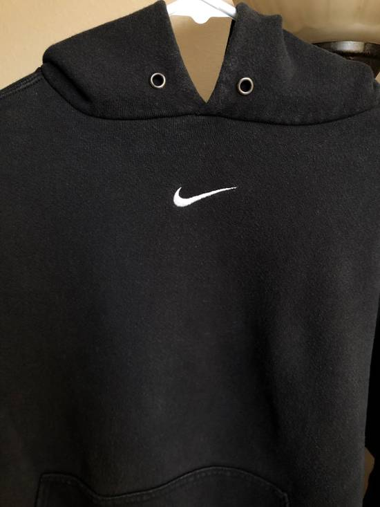 Nike Vintage Nike Hoodie Black Travis Scott Grailed
