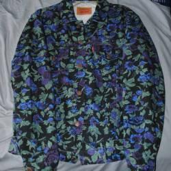 aa211baa7ce2 Supreme Ss16 Supreme X Levi Floral Denim Jacket Size L Denim