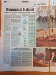Il Centro, ed. L'Aquila, 01-04-2009, 2