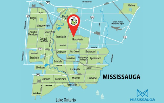 how to find a process server in Mississauga
