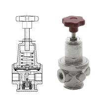 Diaphragm-Sensing-Balanced-Valve