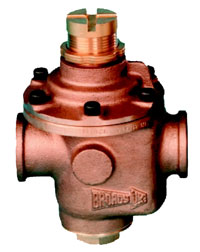 Reducerventiler (Pressure Reducing Valves TYPE C6) Image