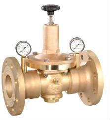 Reducerventil DRV,550 Dn 40-80 (Pressure reducing valve DRV,550 Dn 40-80 ) Image