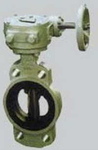 Vridspjällventil 732Q,752W Lugged (Butterfly Valve 732Q,752W Lugged) Image