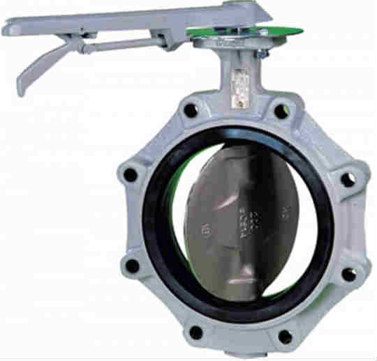 Vridspjällventil 704G Full lugged (Butterfly Valve 704G Full lugged) Image
