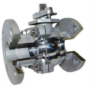 """Floating Type JBFM / DN15-DN250 / 1/2""""-10""""(metal seated ball valves) Image"""