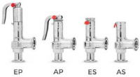 TYPE 694,995,695 Full lift safety valve with spring loading. (AIT) Image