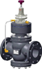 PRV47/2 Pilot operated pressure reducing valve DN65-100 Image