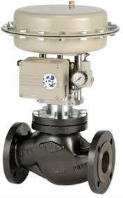 2400 Series Bossmatic Carbon Steel Control Valves Image