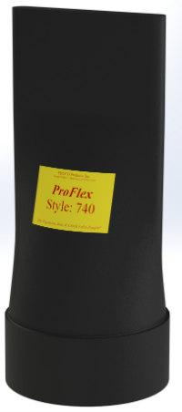Proflex in-line rubber check valves 740 Image